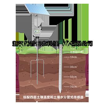 土壤剖面水分测定仪