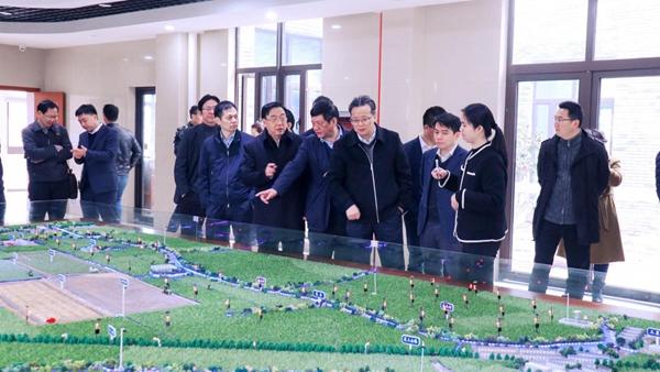 大田农业数字化展厅